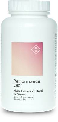 Performance Lab Multivitamin bottle