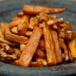 Sweet Potato and Carrots with Peanut Butter Featured Image