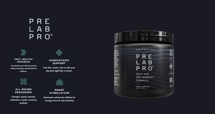 Pre Lab Pro Review Featured Image